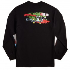 Santa Cruz Slasher Swords Long Sleeve T-Shirt - Black