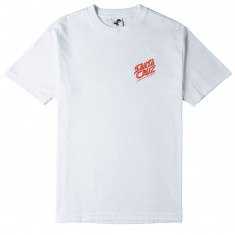 Santa Cruz Rewind T-Shirt - White