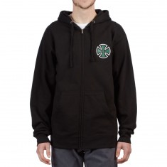 Independent BTGC Zip Hoodie - Black