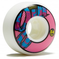 OJ Chaos Insaneathane EZ EDGE Skateboard Wheels - 54mm 101a