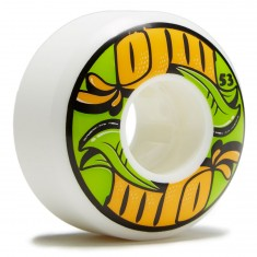 OJ Concentrates EZ EDGE Skateboard Wheels - 53mm 101a