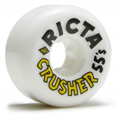 Ricta Crushers Skateboard Wheels - 55mm 98a