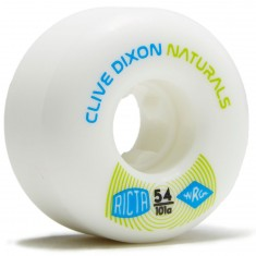 Ricta Dixon Naturals Skateboard Wheels - 54mm 101a