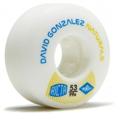 Ricta Gonzalez Naturals Skateboard Wheels - 53mm 99a