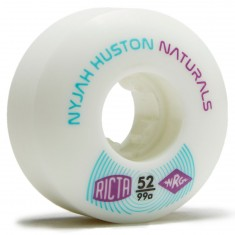 Ricta Nyjah Huston Naturals Skateboard Wheels - 52mm 99a