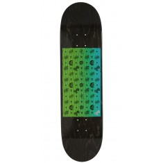 Santa Cruz SC Patterns Taper Tip Shaped Skateboard Deck - 8.25