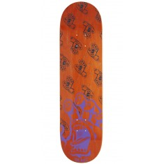 Santa Cruz Johnson MultiHand Skateboard Deck - 8.25