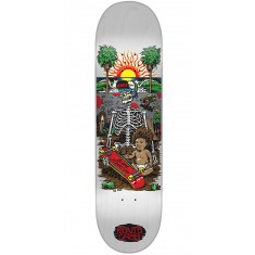 Santa Cruz Johnson Venice Origins Pro 1 Off Skateboard Deck - 8.375