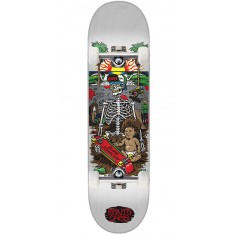Santa Cruz Johnson Venice Origins Pro 1 Off Skateboard Complete - 8.375