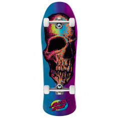 Santa Cruz Street Creep Candy Metallic Skateboard Complete - 10.00""