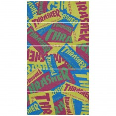 Mob x Thrasher Retro Graphic Strips Grip Tape