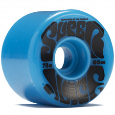 OJ Super Juice Blue 78a Skateboard Wheels - 60mm