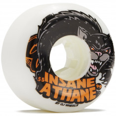 OJ Cat Insaneathane Hardline 99a Skateboard Wheels - 55mm
