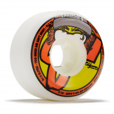 OJ Raybourn Insaneathane Hardline 101a Skateboard Wheels - 54mm