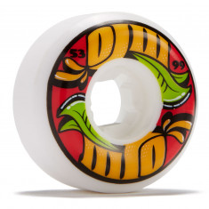 OJ From Concentrate Hardline 99a Skateboard Wheels - 53mm