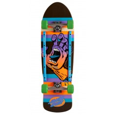 Santa Cruz Screaming Hand Neon Age Skateboard Complete - 9.42""