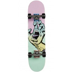 Santa Cruz Pastel Screaming Hand Skateboard Complete - 6.75""