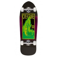 Creature Burn Witch Burn Relic Skateboard Complete - 9.89""