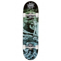 Creature Black Abyss Russell Skateboard Complete - 8.50""