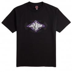 Independent Evan Smith Warped Cross T-Shirt - Black