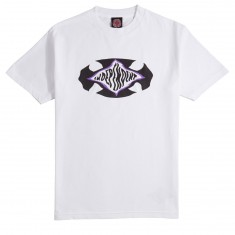 Independent Evan Smith Warped Cross T-Shirt - White