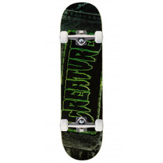 """Creature Patched LG Hard Rock Maple Skateboard Complete - 8.375"""""""