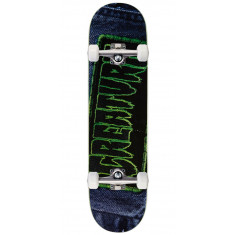 """Creature Patched SM Hard Rock Maple Skateboard Complete - 8.00"""""""