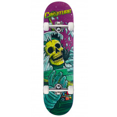 """Creature Space Horrors LG Skateboard Complete - 8.25"""""""