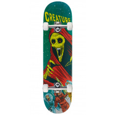 """Creature Space Horrors MD Skateboard Complete - 8.00"""""""