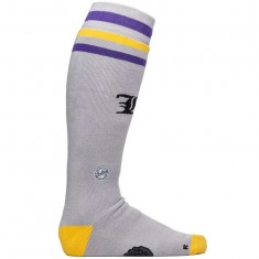 Stinky Socks Ashbury Eyewear Collab Socks - Grey/Yellow