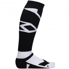 Stinky Socks Indiana Snowboard Socks - Black/White