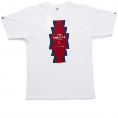 Crooks and Castles Crooks Tribe T-Shirt - White