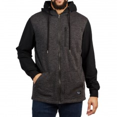 Matix Uppers Asher Jacket - Heather Charcoal