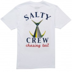 Salty Crew Chasing Tail T-Shirt - White