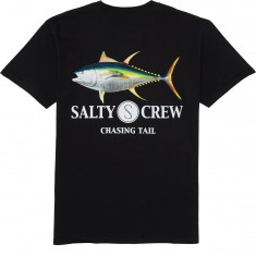 Salty Crew Ahi T-Shirt - Black