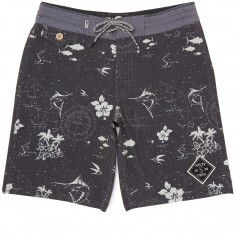 Salty Crew Marlin Boardshorts - Black