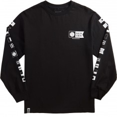 Salty Crew Alpha Long Sleeve T-Shirt - Black