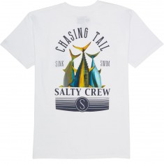 Salty Crew Tails Up T-Shirt - White