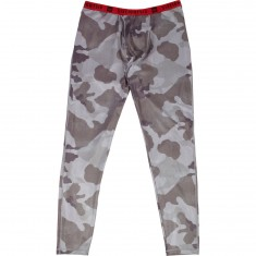 686 Frontier Base Layer Pants - Khaki Camo