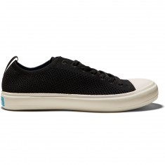People Phillips Knit Shoes - Really Black/Picket White