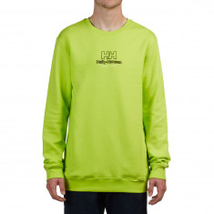 Sweet X Helly Hansen Basic Sweatshirt - Neon Yellow