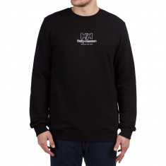 Sweet X Helly Hansen Basic Sweatshirt - Black