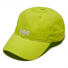 Sweet X Helly Hansen Curved Snapback Hat - Neon Yellow
