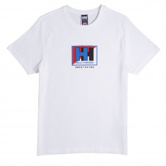 Sweet X Helly Hansen Basic Splitted T-Shirt - White