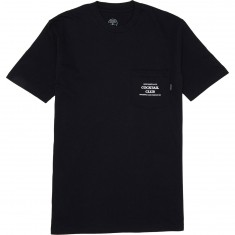 Good Worth Underpaid Pocket T-Shirt - Black