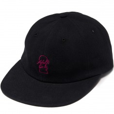 Good Worth Adults Only Strapback Hat - Black
