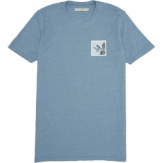 SOVRN Rubber T-Shirt - Light Blue