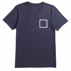 SOVRN Box T-Shirt - Navy
