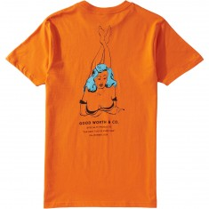 Good Worth Suzie T-Shirt - Orange