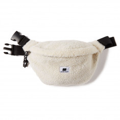 Sweet Cross Sherpa Bag - White